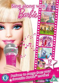 Barbie Sing-Along - (Import DVD)