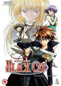 Black Cat - Complete Collection - (Import DVD)