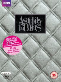 Absolutely Fabulous - Absolutely Everything - (parallel import)