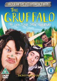 The Gruffalo - (Import DVD)