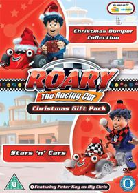 Roary The Racing Car - Christmas Gift Pack - (Import DVD)