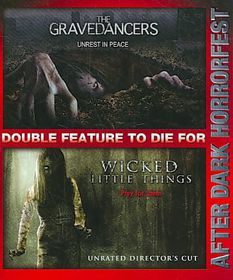Gravedancers/Wicked Little Things - (Region A Import Blu-ray Disc)
