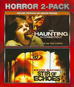 Haunting in Connecticut/Stir of Echoe - (Region A Import Blu-ray Disc)