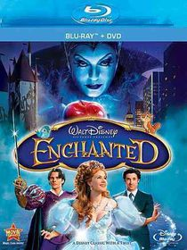 Enchanted - (Region A Import Blu-ray Disc)