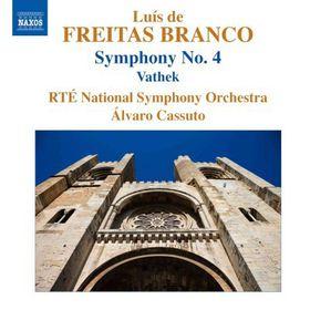 Freitas Branco - Symphony No.4 (CD)