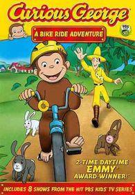 Curious George:Bike Ride Adventure - (Region 1 Import DVD)