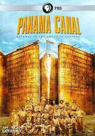 American Experience:Panama Canal - (Region 1 Import DVD)