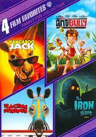 4 Film Favorites:Family Fun - (Region 1 Import DVD)