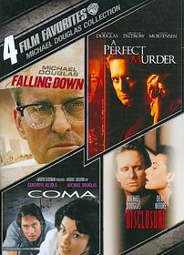 4 Film Favorites:Michael Douglas - (Region 1 Import DVD)