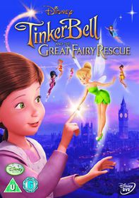 Tinker Bell and the Great Fairy Rescue - (Import DVD)
