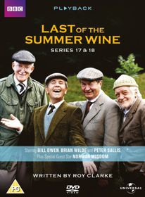 Last of the Summer Wine - Series 17 & 18 - (Australia parallel import)