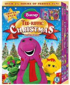 Barney - Night Before Christmas / Christmas Star / Barney's Christmas Time - (Import DVD)