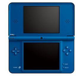 DSi XL Blue Console