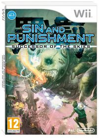 Sin and Punishment : Successor of the Skies (Wii)*EOL