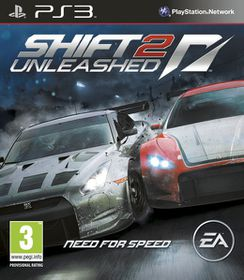 Need For Speed: SHIFT 2 - Unleashed (PS3)