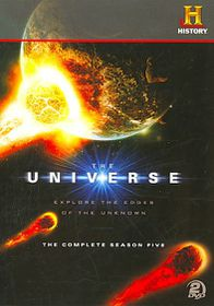 Universe:Complete Season 5 - (Region 1 Import DVD)