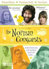 Norman Conquests - (Region 1 Import DVD)
