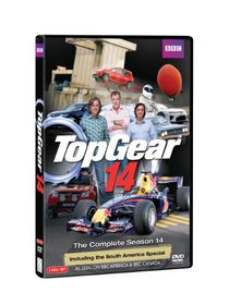 Top Gear 14 - (Region 1 Import DVD)