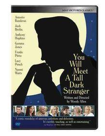 You Will Meet a Tall Dark Stranger - (Region 1 Import DVD)