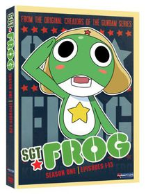 Sgt Frog:Season 1 - (Region 1 Import DVD)