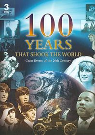 100 Years That Shook the World - (Region 1 Import DVD)
