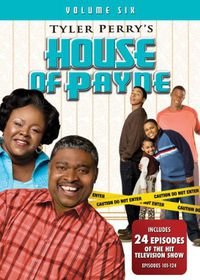 Tyler Perry's House of Payne Vol 6 - (Region 1 Import DVD)