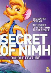 Secret of Nimh/Secret of Nimh:Timmy T - (Region 1 Import DVD)