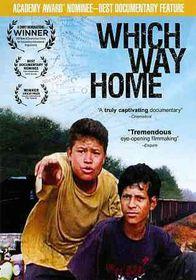Which Way Home - (Region 1 Import DVD)