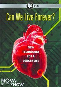 Nova:Sciencenow:Can We Live Forever? - (Region 1 Import DVD)