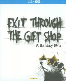Exit Through the Gift Shop - (Region A Import Blu-ray Disc)