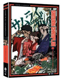 Samurai Champloo:Complete Series - (Region 1 Import DVD)