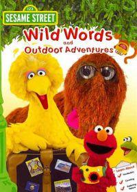 Sesame Street:Wild Words Outdoor Adve - (Region 1 Import DVD)
