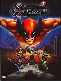 X-Men Evolution Series 1 Mutants Rising (DVD)