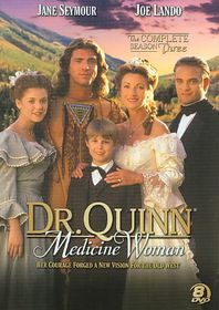 Dr Quinn Medicine Woman:Complete Ssn3 - (Region 1 Import DVD)