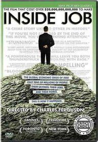 Inside Job - (Region 1 Import DVD)