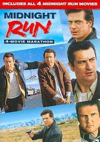 Midnight Run Movie Marathon - (Region 1 Import DVD)