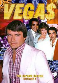 Vegas:Second Season Vol 2 - (Region 1 Import DVD)