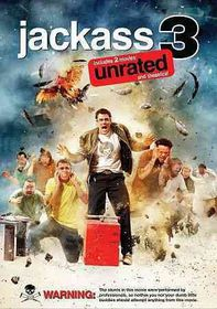 Jackass 3 - (Region 1 Import DVD)