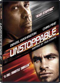Unstoppable - (Region 1 Import DVD)