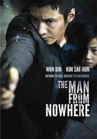Man from Nowhere - (Region 1 Import DVD)
