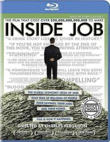 Inside Job - (Region A Import Blu-ray Disc)