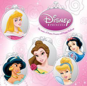 Children - Disney Princess (CD)