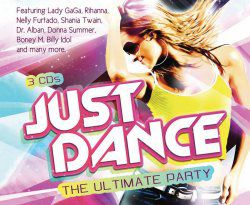 Just Dance The Ultimate Party - Just Dance The Ultimate Party (CD)