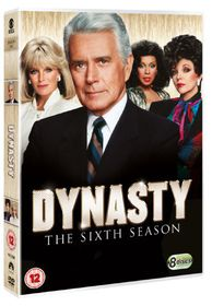 Dynasty: The Sixth Season - (Import DVD)