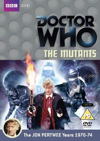 Doctor Who: The Mutants - (Import DVD)