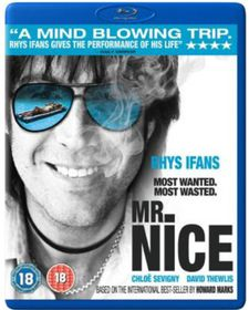 Mr Nice - (Import Blu-ray Disc)