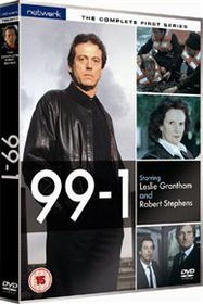 99-1: The Complete First Series - (Import DVD)