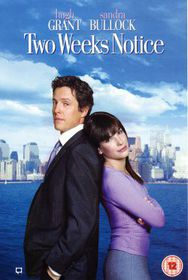 Two Weeks Notice (2002) (DVD)