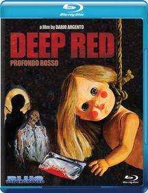 Deep Red - (Region 1 Import DVD)