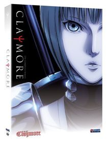 Claymore:Complete Series Box Set - (Region 1 Import DVD)